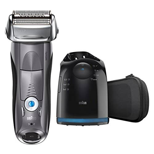 Braun Series 7 7865cc Wet/Dry Electric Shaver w/ Charge System $139.87 + Free Shipping