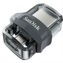 256GB SanDisk Ultra Dual Drive m3.0 OTG Flash Drive (Bulk Packaging) $54 + Free Shipping