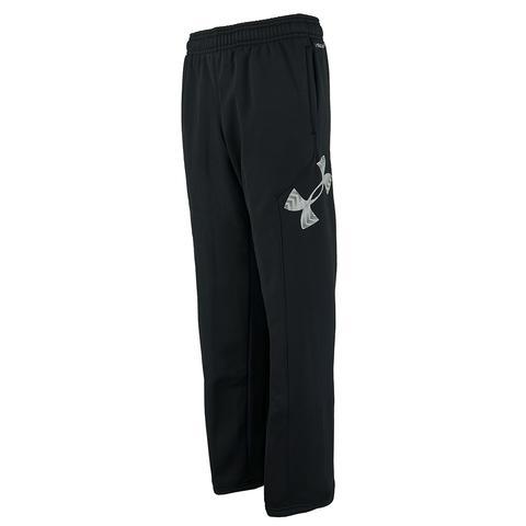 Under Armour Boys' UA Storm Armour Fleece Big Logo Pants for $15.99 + Free Shipping