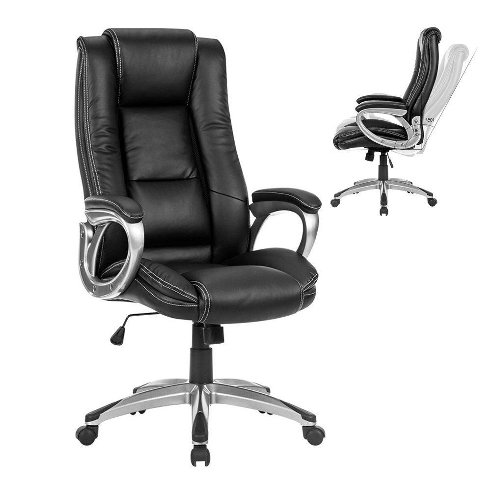 Langria High-Back Executive Office Chair $79.99 AC + FSSS