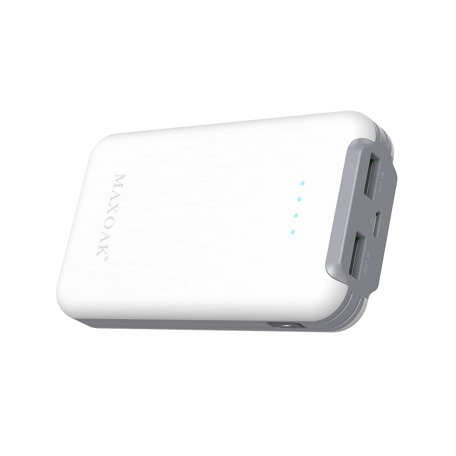MAXOAK 10500mAh Portable Power Bank $15.89 AC + FSSS