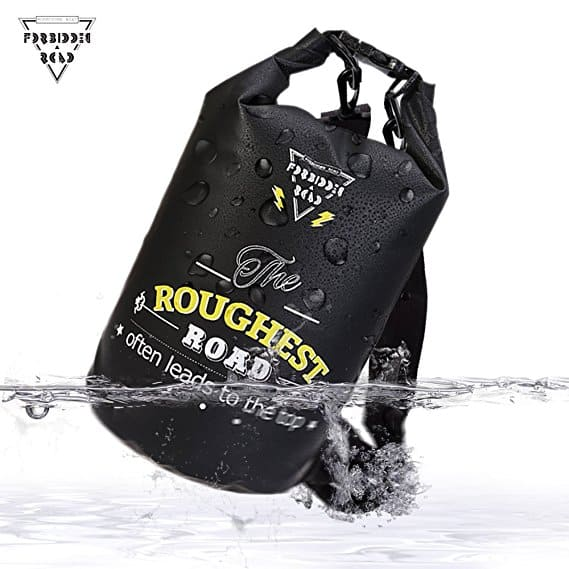 Forbidden Road Waterproof Dry Bag (Various Sizes & Colors) with Adjustable Shoulder Straps: Starting From $5 + FSSS