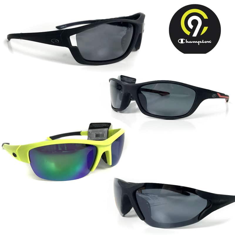 C9 Champion Polarized Scratch Resistant Men's Sport Sunglasses $5.99 + Free shipping