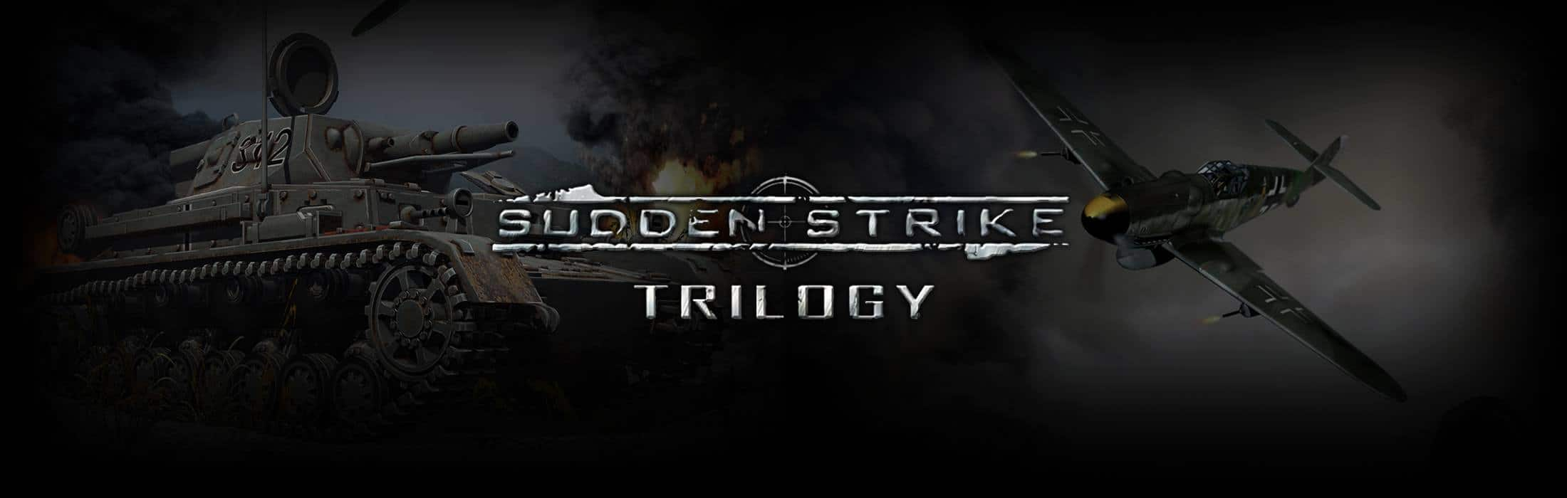 Sudden Strike Trilogy (PC Digital Download) $2.49 @ Fanatical
