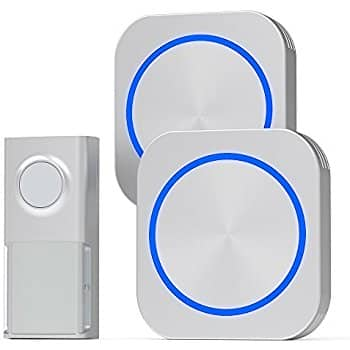 Cambond Waterproof Battery Operated Wireless DoorBell Kit $14.49 + FSSS