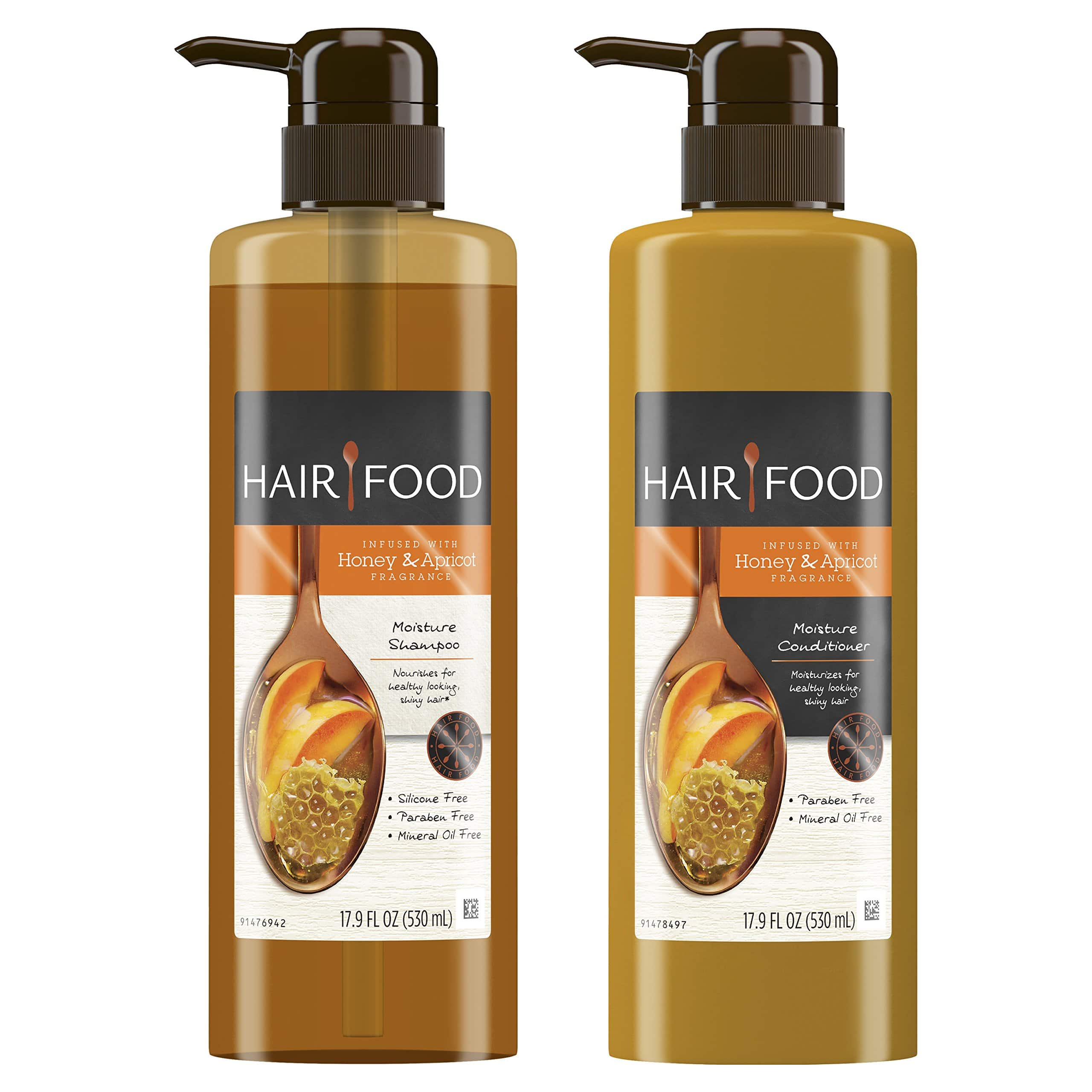 2-Pack 17.9oz Hair Food Moisture Shampoo & Conditioner $12.28 & More + Free S/H w/ Prime