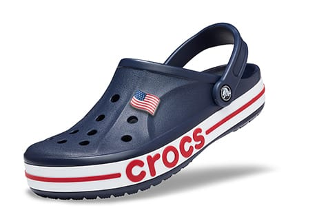 Crocs 30% Off Already Reduced Prices + $5 shipping or free shipping on qualifying orders