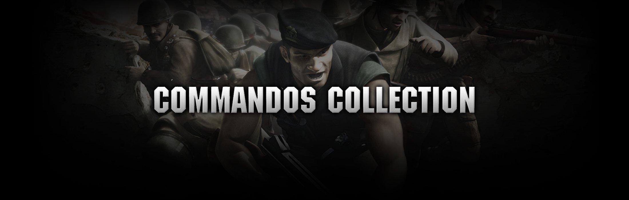 Commandos Collection (PC Digital Download) $0.79