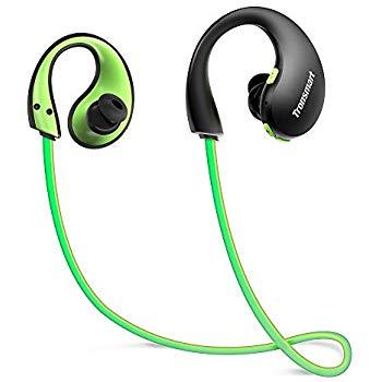 Tronsmart Water-Resistance Wireless Sport Earbuds Louder Bass $7.99 AC + FSSS