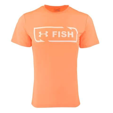 Under Armour Men's UA Fishing Graphic T-Shirt for $12.99 + Free Shipping