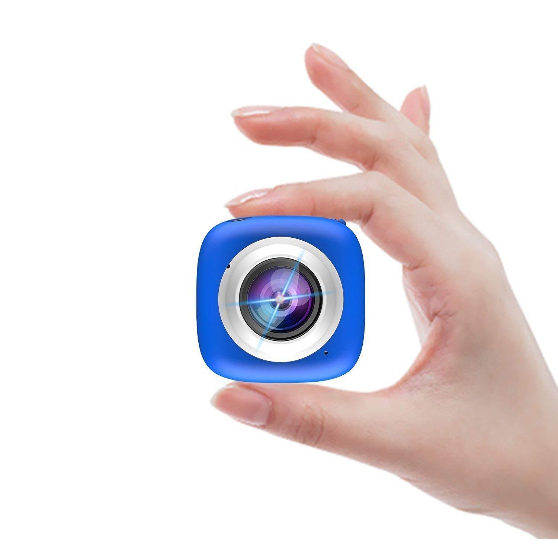 Elecwave Mini WiFi Selfie Sport Action Camera $11.99 + Free Shipping