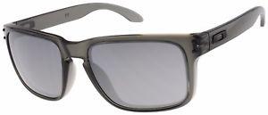 Oakley Holbrook Sunglasses OO9102-24 Grey Smoke Black Iridium for $50.99 + Free Shipping
