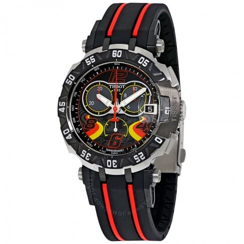 Tissot Men's T-Race Chronograph Watch (various styles) $299 + Free Shipping