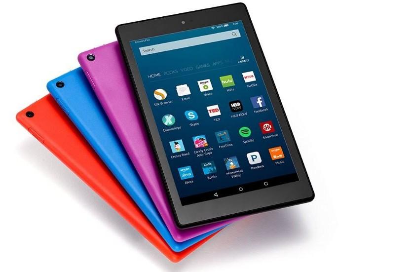 Amazon Fire HD 8 Tablets (2016) (Refurb) - $29.99 - $39.99 + Free Shipping w/ Prime