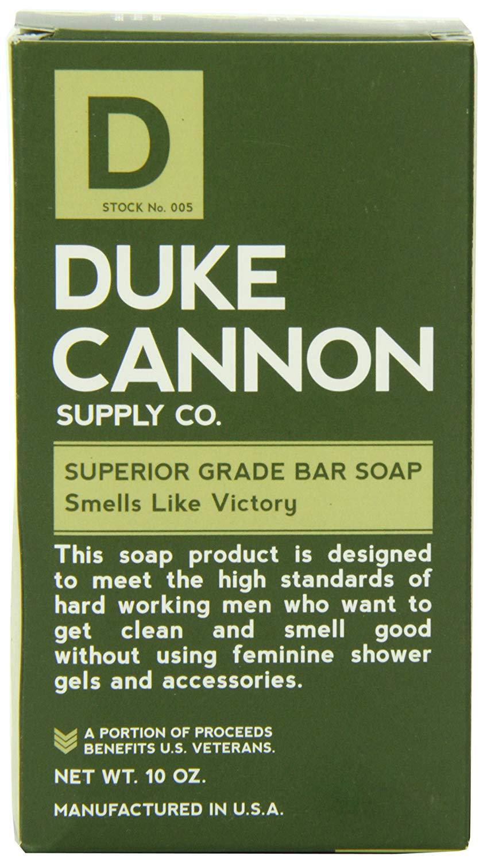 Duke Cannon Men's Soap 10oz. Smells Like Victory for $5.40 AC + FSSS