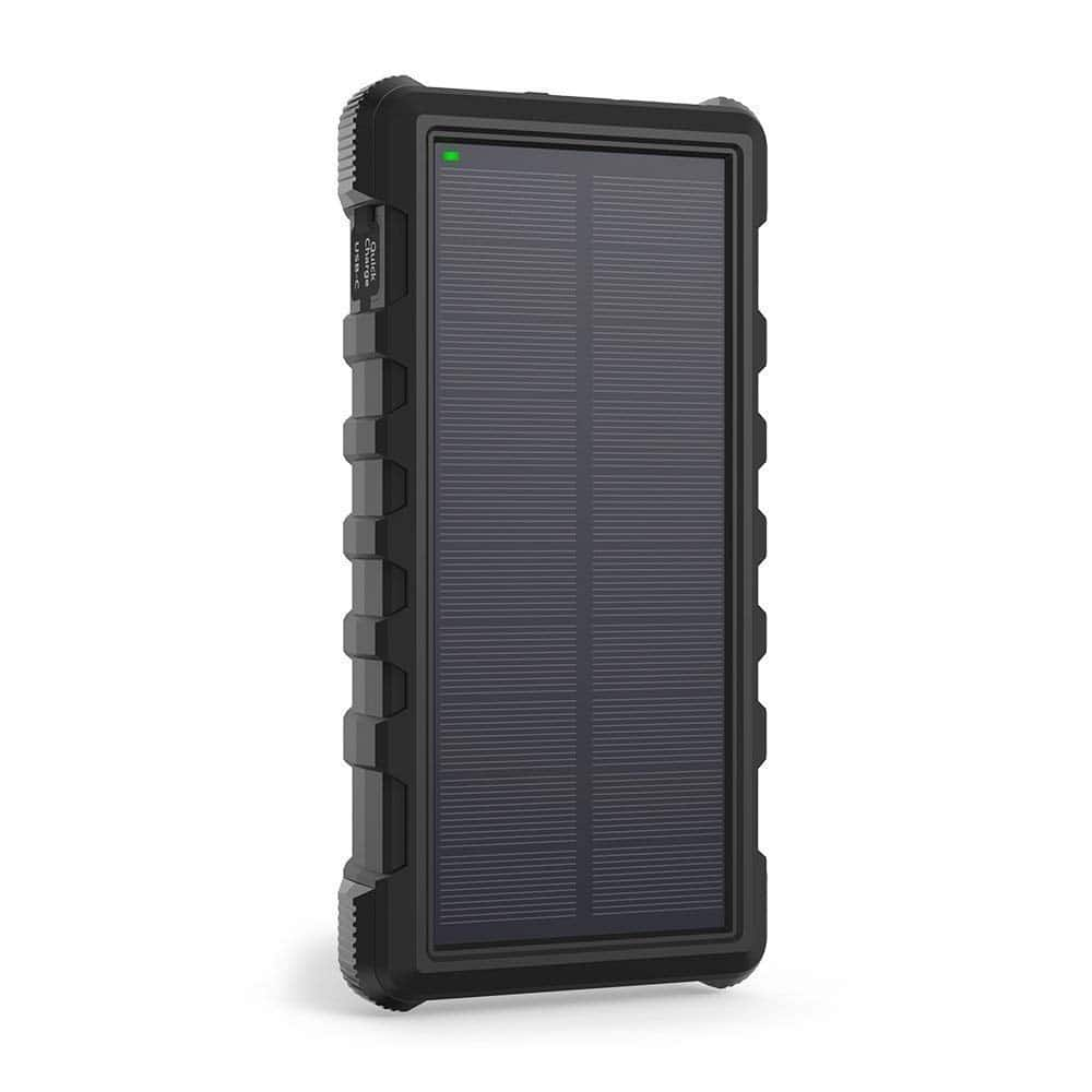RAVPower 25000mAh Outdoor Solar Charger $37.99 + FSSS