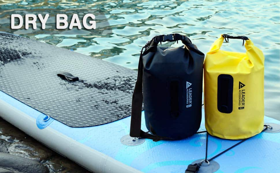 Leader Accessories Heavy Duty Vinyl Waterproof Dry Bag  Starting From  4.44  + FSSS 9841eeb499964