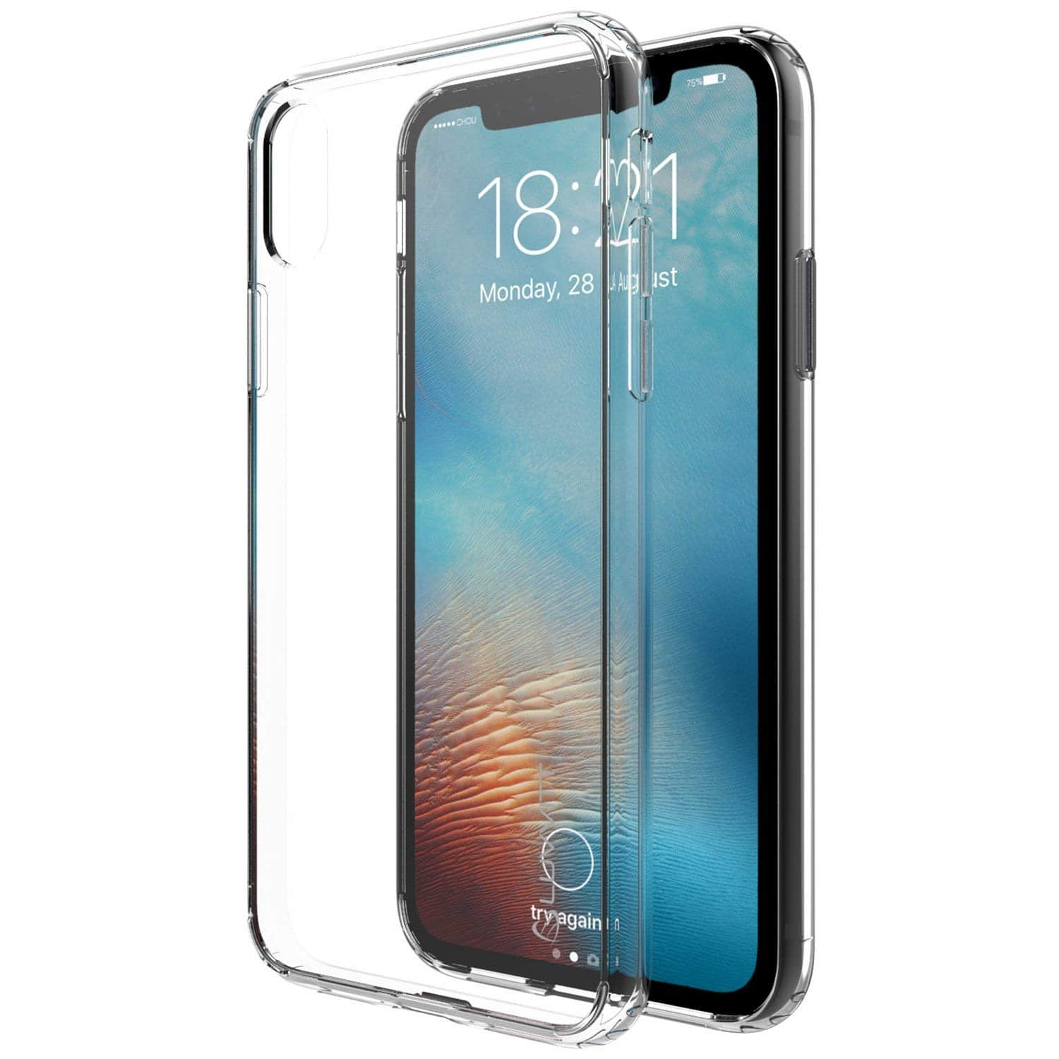 timeless design a62e6 1dec0 Luvvitt Cases for iPhone X/8/8+, Galaxy Note 8/S8/S8+ from $4.40 ...