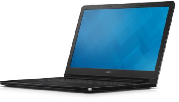 Dell Inspiron 15 3000 Laptop: 1366x768, Celeron N3060, 4GB