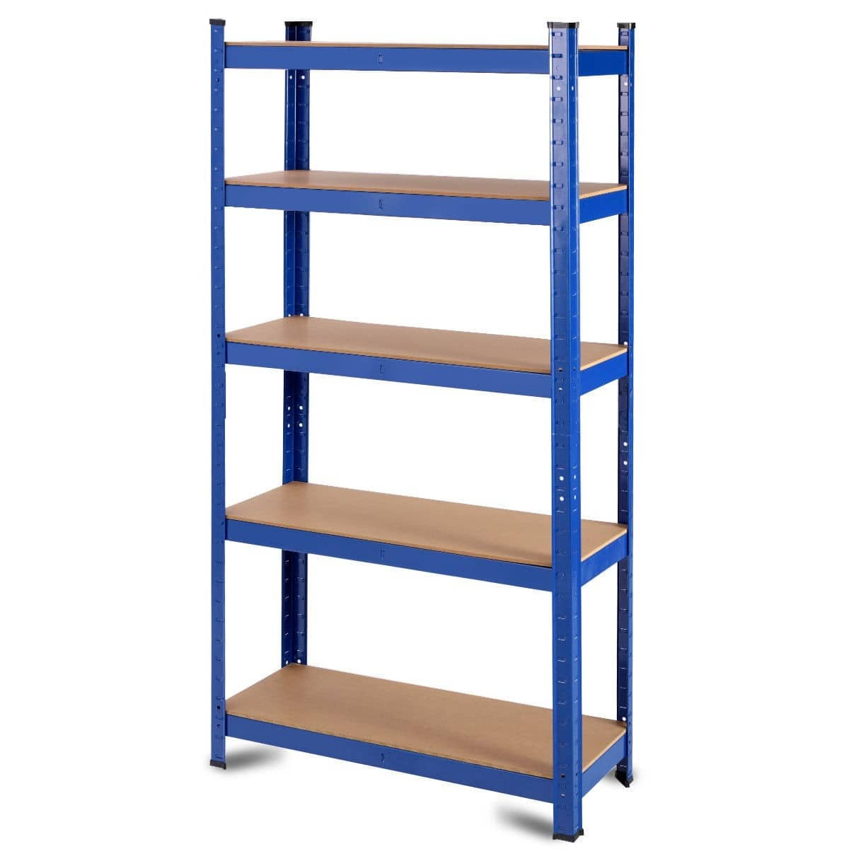 "Costway 29.5"" x 59"" Adjustable 5-Tier 2000 lbs Capacity Tool Shelf - $34.95 + Free Shipping"