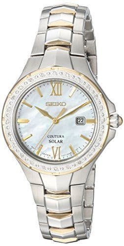 Seiko Women's Couture Solar Watch (Factory Seconds) $108 + Free Shipping