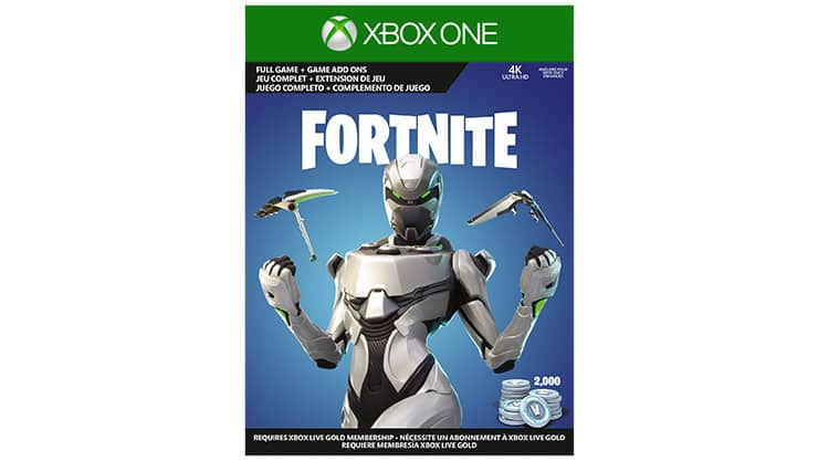 Fortnite Eon Skin 2000 V Bucks Xbox One Digital Download Code