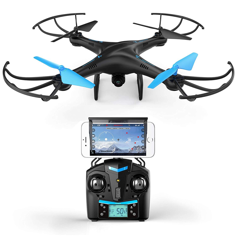 U45W Blue Jay Drone with Camera $64.99 + Free Shipping