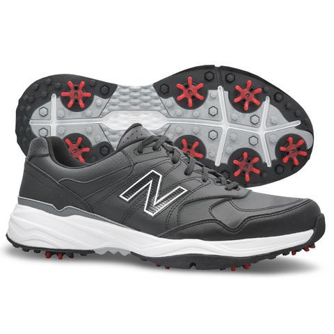 New Balance Men s 1701 Golf Shoes (Black or White) - Slickdeals.net edf2e2492851