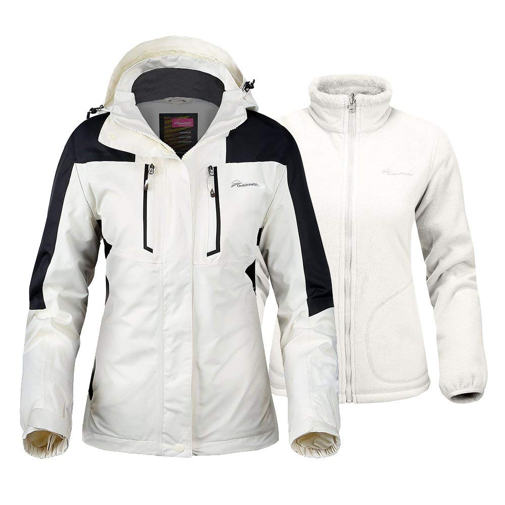 Women 3-in-1 Winter Ski Jacket for  51.99 3389f3601060