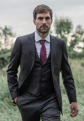 Indochino Men's Custom Suits via Groupon: $50 Voucher for