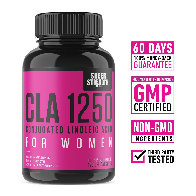 High Potency CLA 1250 for Women - $11.99