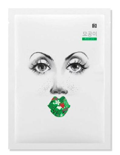 Facetory - Oka Recipe Buckle Up The Pore Sheet Mask $1.00 (Free Ship $25+ or $2.99)