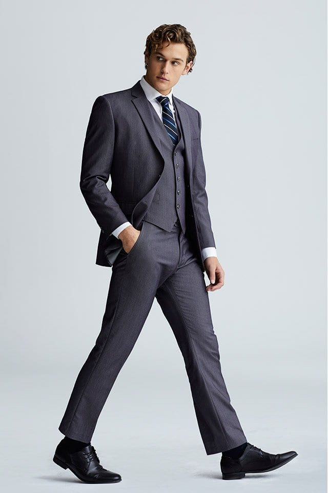Perry Ellis Semi-Annual Suit Sale: Suits starting at $100 + Coupon for Extra 10% off your purchase
