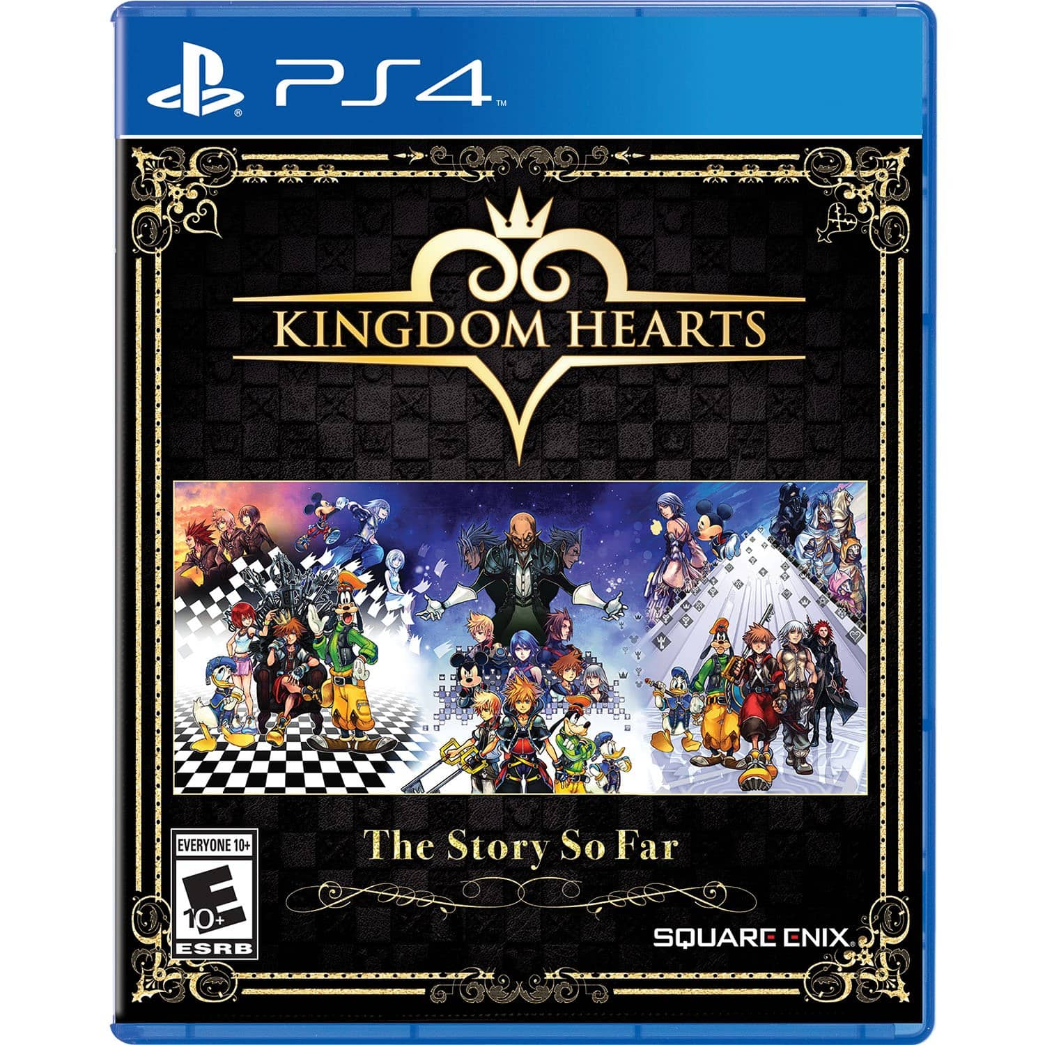 Kingdom Hearts: The Story So Far (PlayStation 4) $33.99 + Free Shipping - Rakuten