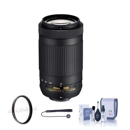 Nikon Lens SALE - 70-300mm for $147, 50mm f/1.4G for $407, 50mm f/1.8G for $197, 35mm f/1.8G for $177 and many othrs