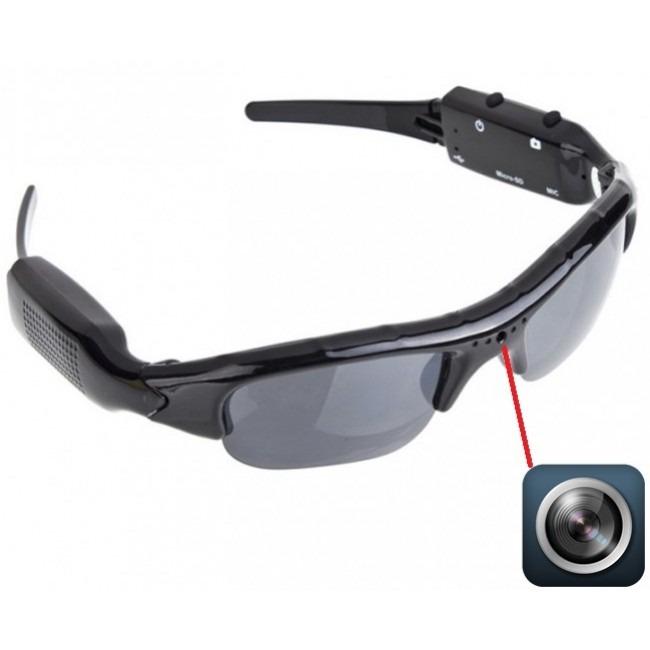 iTD Gear Spy Cam Sunglasses + FREE Shipping $23