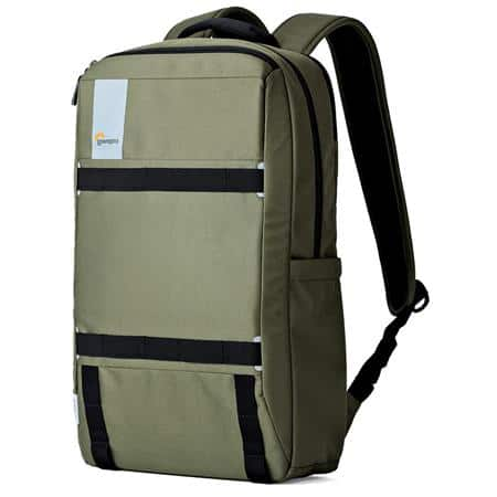 """Lowepro Urbex BP 20L Backpack for Up to 15"""" Laptop and 10"""" Tablet, Dark Green $29.99"""