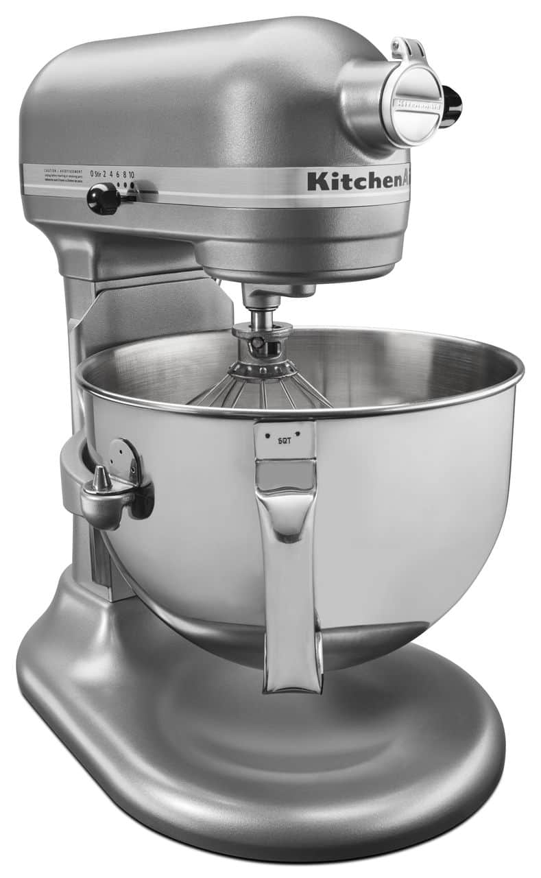 Kitchenaid Pro 600 6 Quart Derivative 3 Colors Red Black Silver