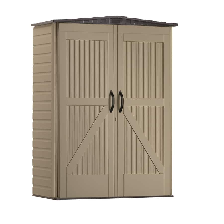 Rubbermaid Roughneck Outdoor Storage Shed (5'x2') $199 + Free In-Store Pickup