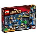 Lego Super Heroes 76018 Hulk Lab Smash $36.99 @ Fry's In-Store