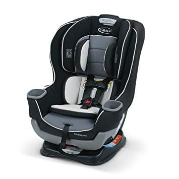 Graco Extend2Fit Convertible Car Seat (Gotham or Spire) $127.99