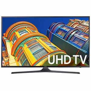 """Refurbished - Samsung 65"""" Class (64.5"""" Actual Diagonal Size) 4K UHD Picture Quality TV $699"""