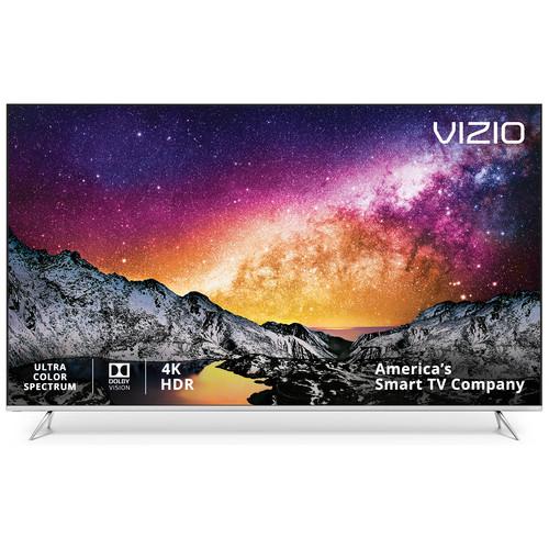 55in Vizio 2018 P-Series 4K HDR Smart TV (P55-F1) $750