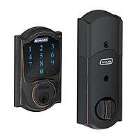 Amazon Deal: Schlage Connect Deadbolt (Z-Wave enabled) in aged bronze + $20 Amazon Gift Card for $183 (Expires 1/31)| Amazon | Free Ship or Prime