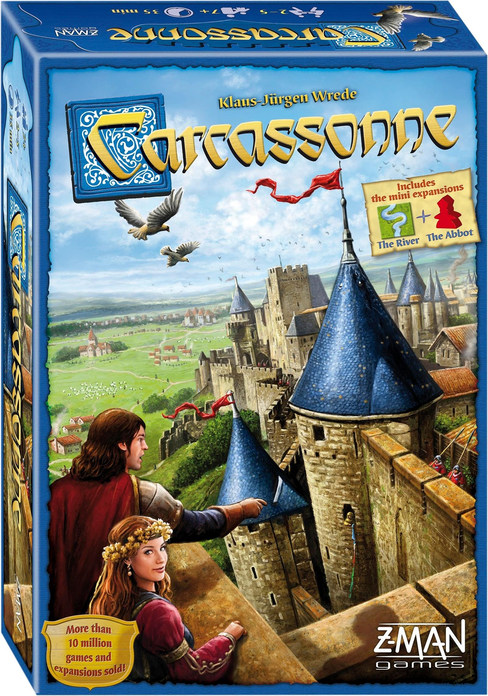 YMMV - Clearance Carcassone 13$ In Store/Online $25