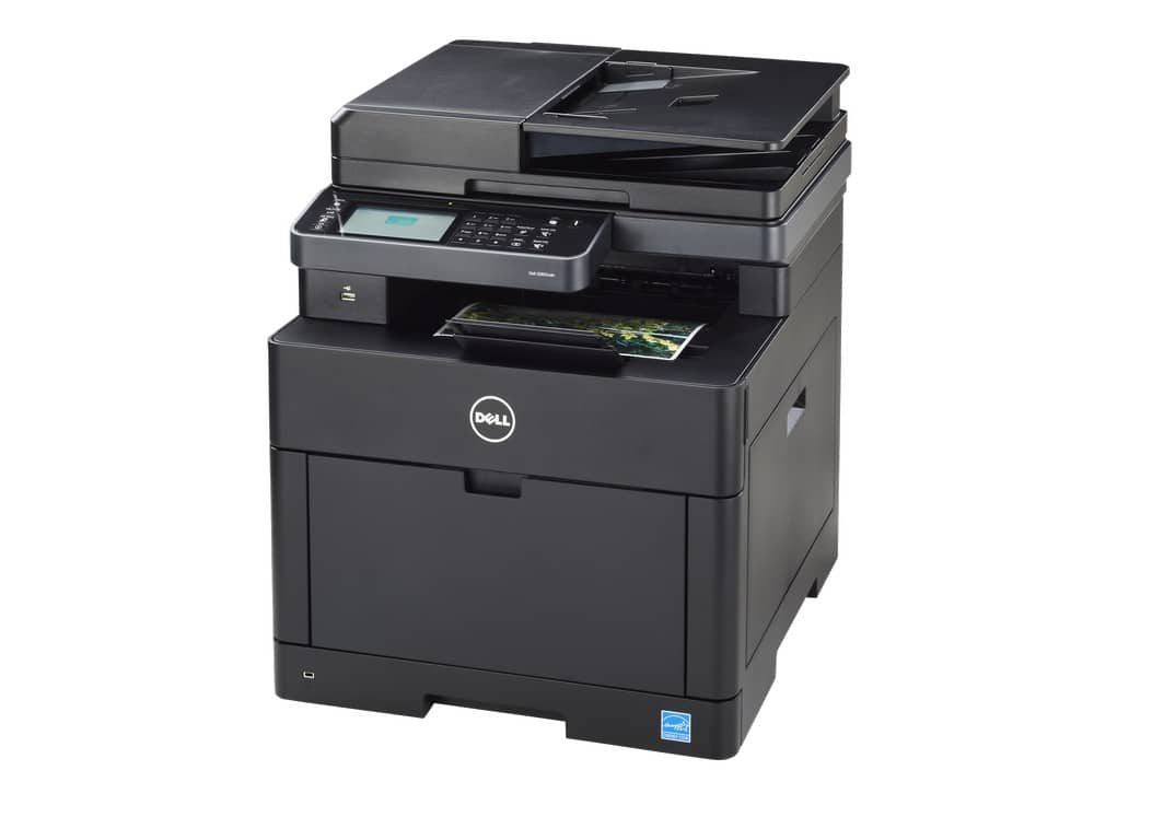 HOT - Dell S2825cdn Multifunction Color Laser Printer $150 shipped!