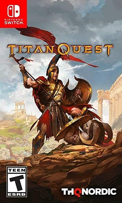 Titan Quest for Nintendo Switch is $15.55 on Amazon
