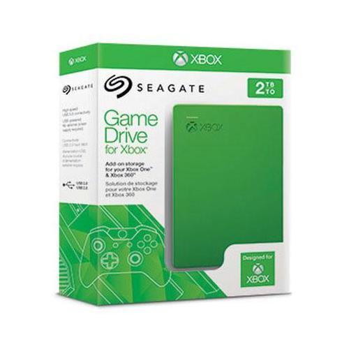 Walmart YMMV Seagate 2TB GAME DRIVE FOR Xbox - STEA2000403 $21