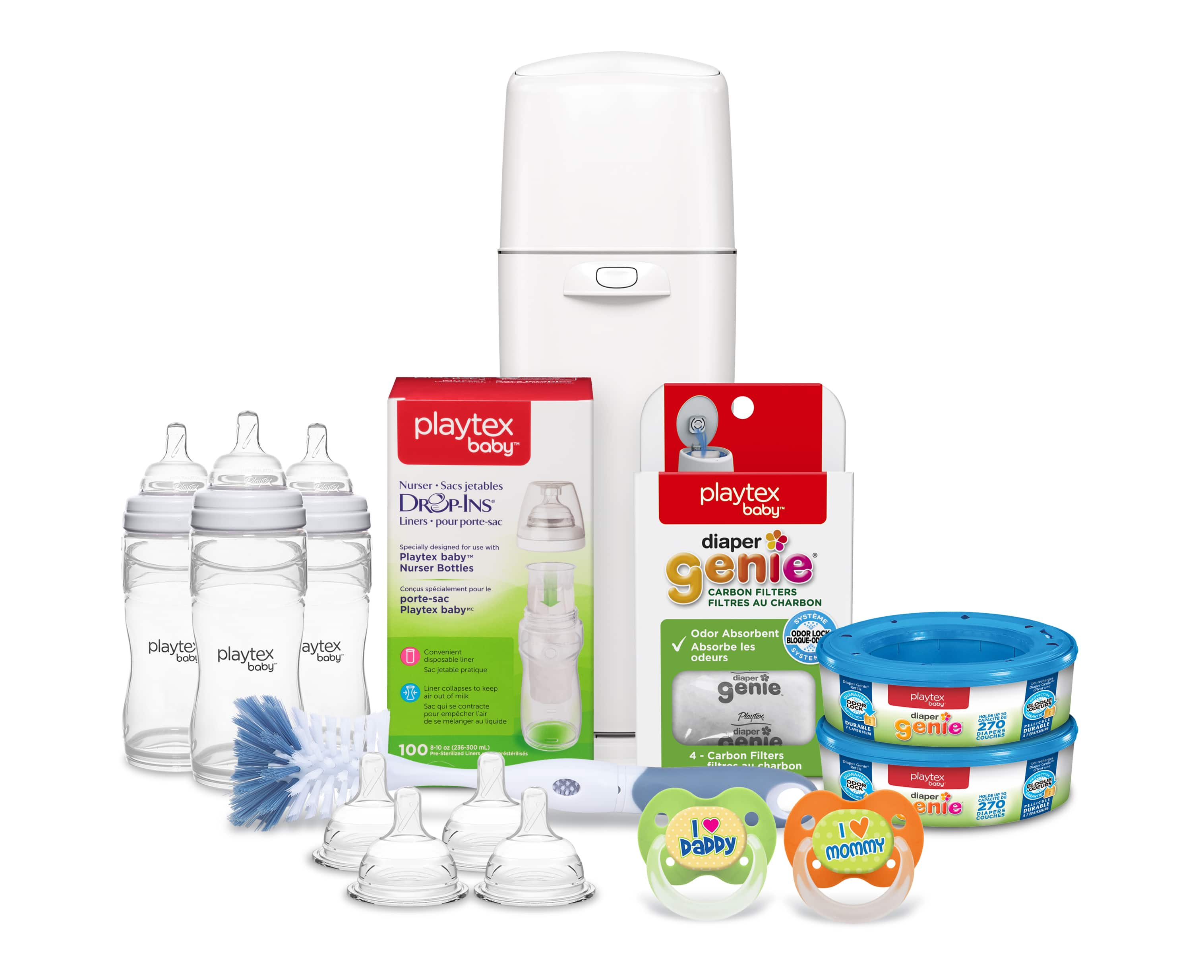 $5 Off Coupon for Playtex Baby Gift Registry Set at Amazon! $69.99