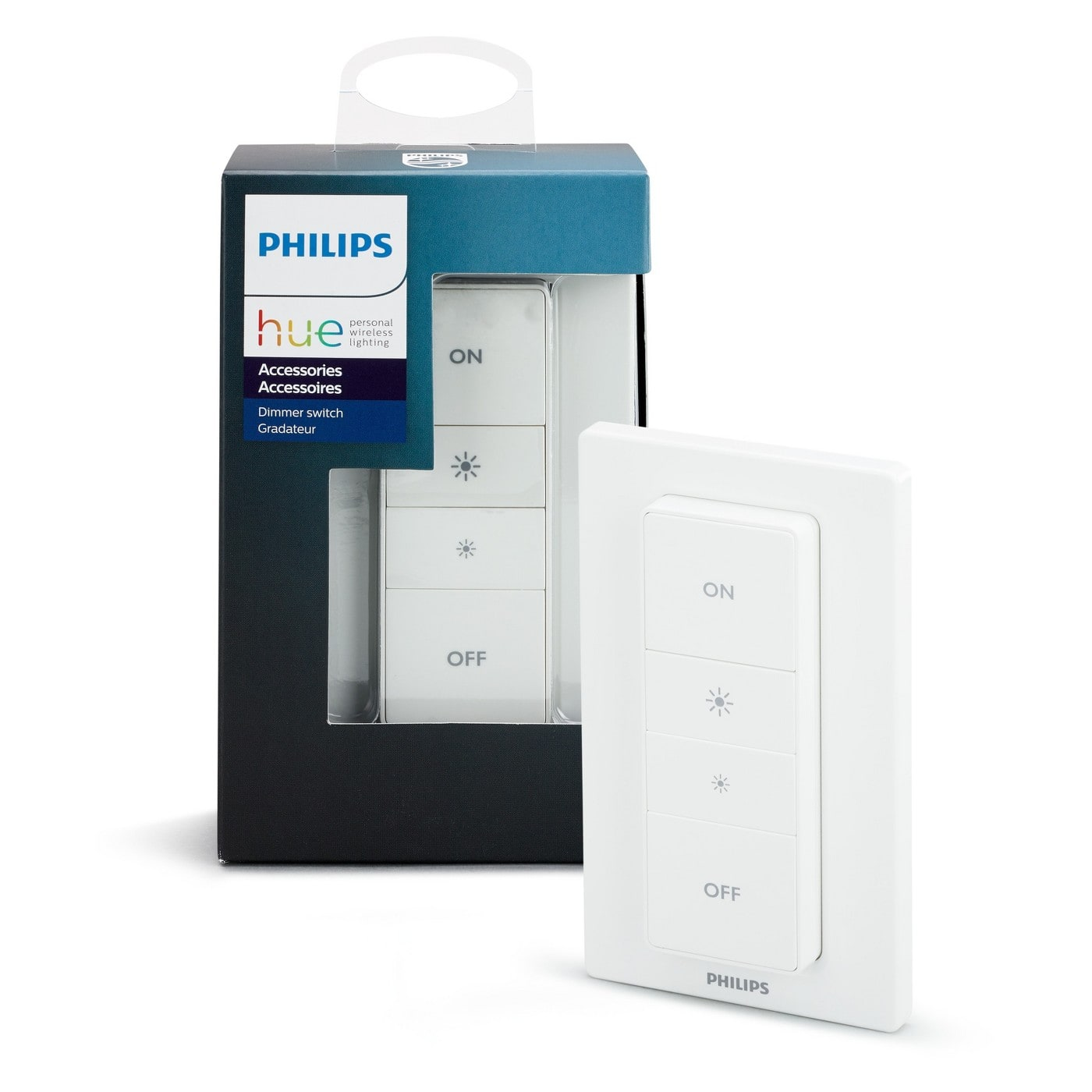 Philips Hue Wireless Dimming Kit $19.99 at Target FS over $35